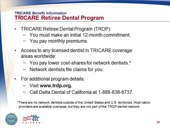 TRICARE Benefit
