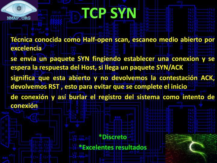 TCP SYN