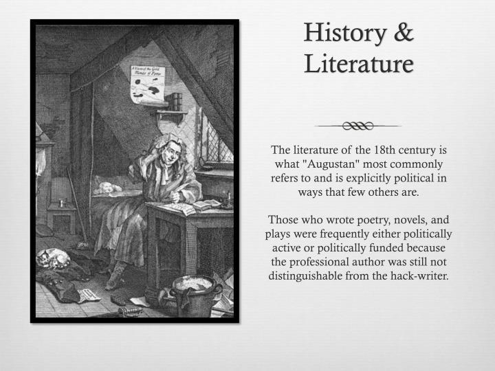History & Literature