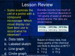 lesson review5