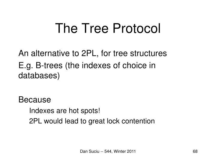 The Tree Protocol