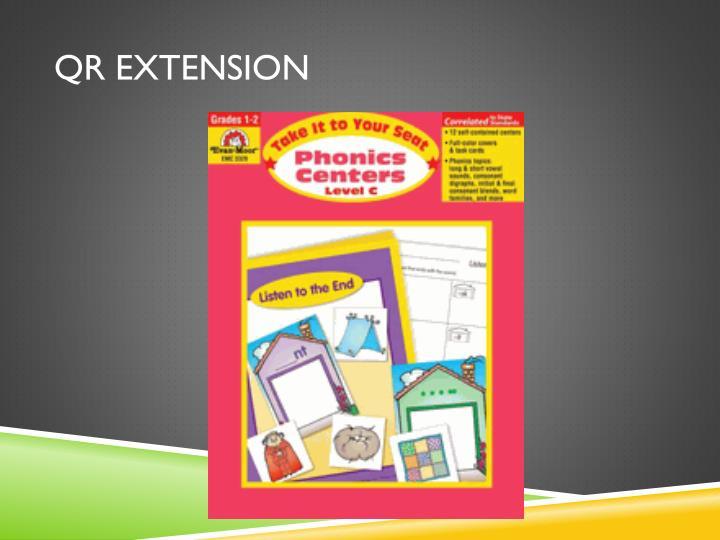 QR Extension
