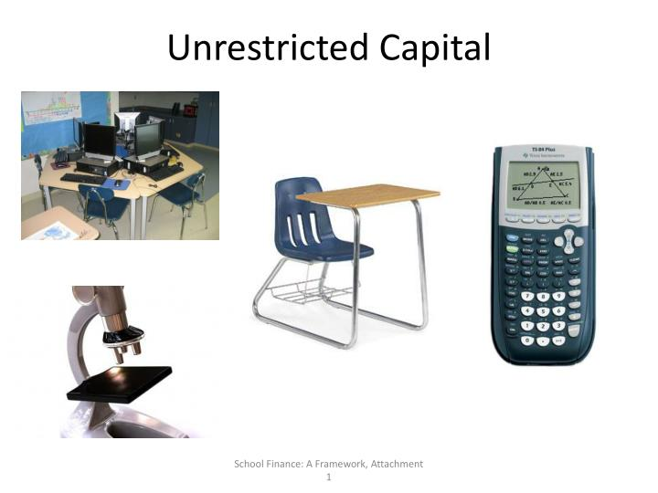 Unrestricted Capital