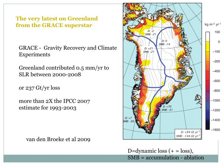 The very latest on Greenland