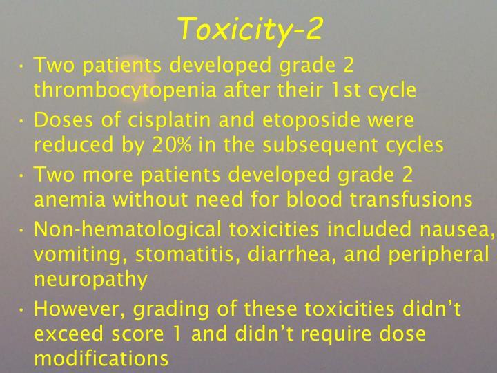 Toxicity-2