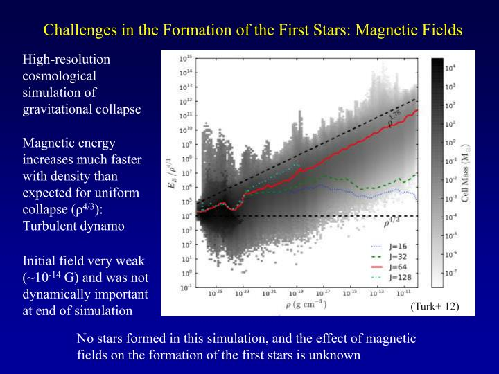 Challenges in the Formation of the First Stars: Magnetic Fields