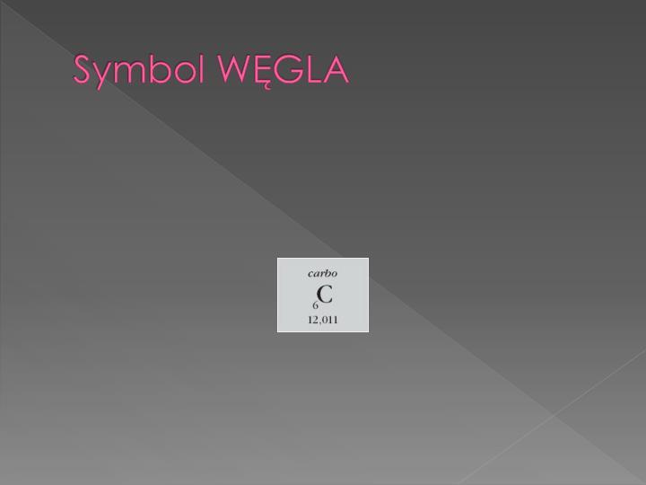 Symbol WĘGLA