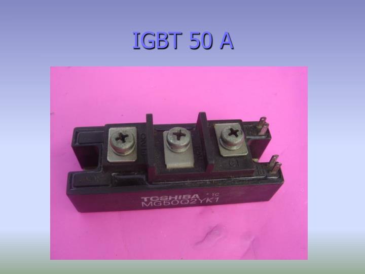 IGBT 50 A