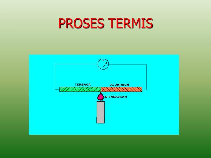 PROSES TERMIS