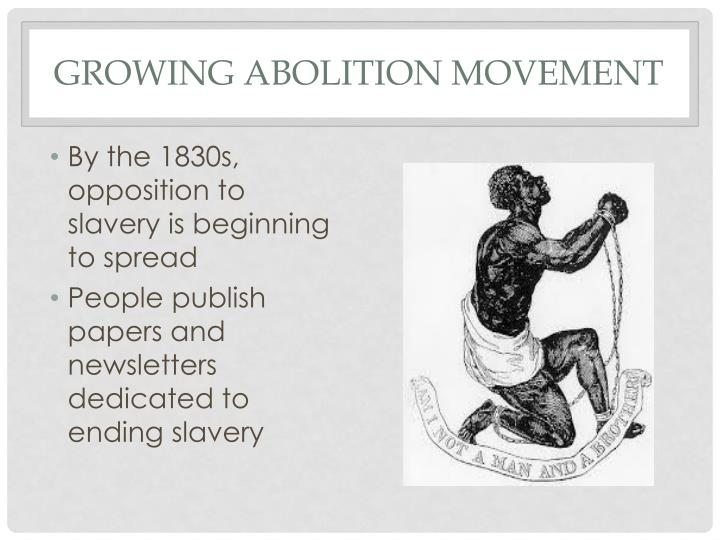 abolition movement essay Read this essay on abolitionist movement come browse our large digital warehouse of free sample essays get the knowledge you need in order to pass your classes and.