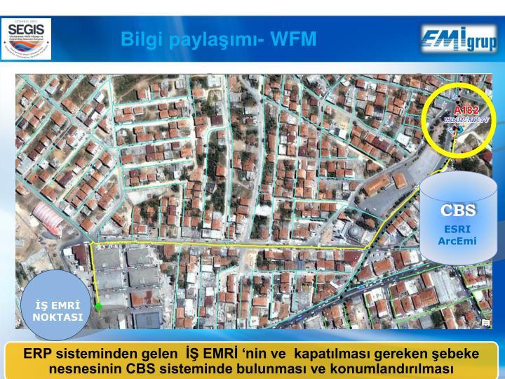Bilgi paylaşımı- WFM