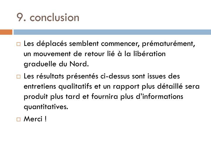 9. conclusion