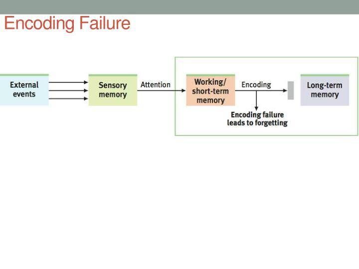 Encoding Failure