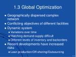 1 3 global optimization