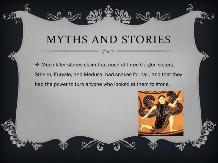 Myths and Stories