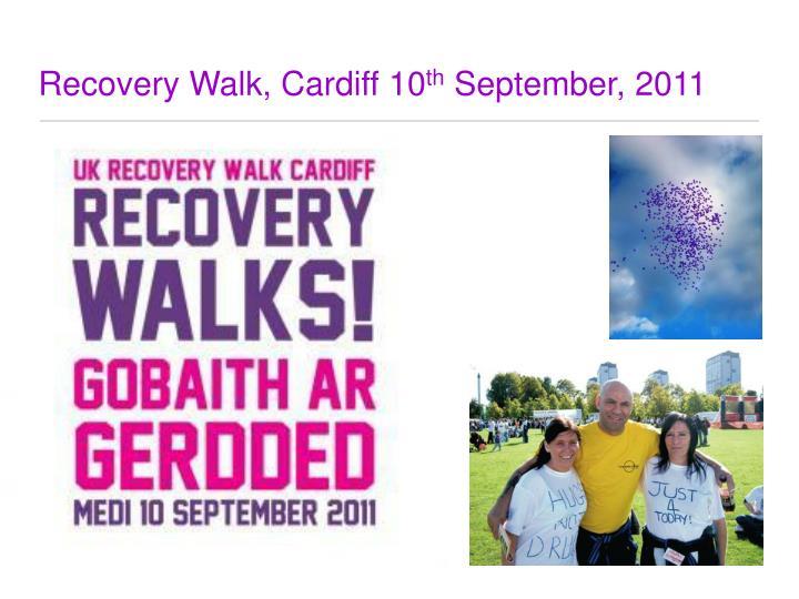 Recovery Walk, Cardiff 10