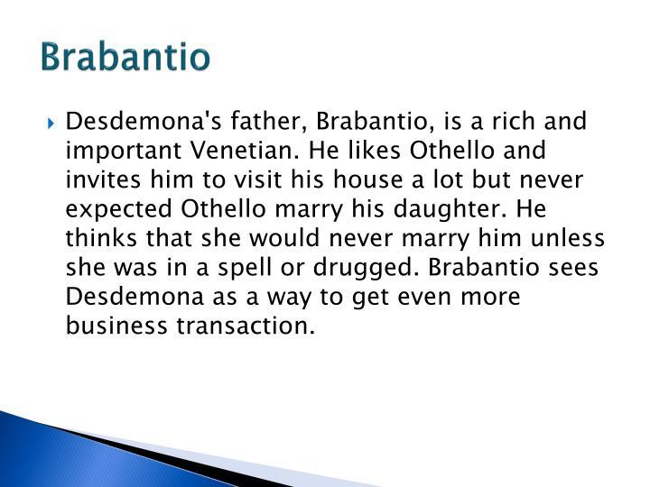 Brabantio