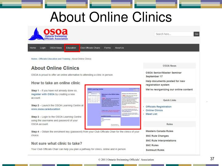 About Online Clinics