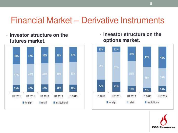 Financial Market – Derivative Instruments