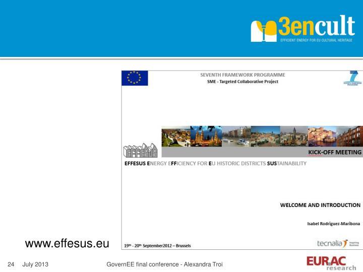 www.effesus.eu
