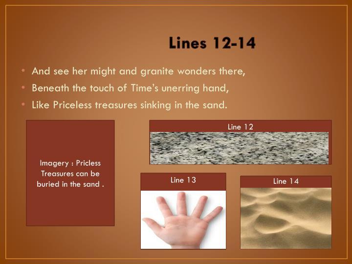 Lines 12-14