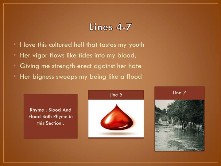 Lines 4-7