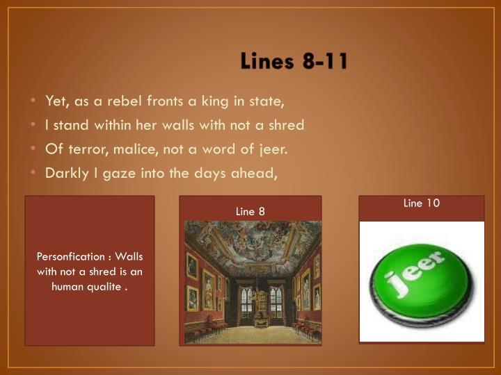 Lines 8-11