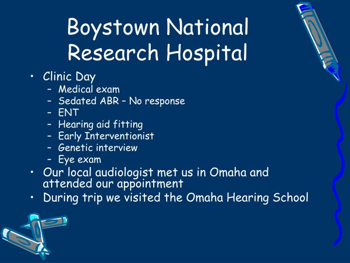 Boystown National Research Hospital