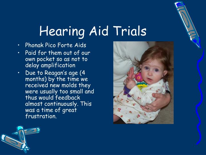 Hearing Aid Trials