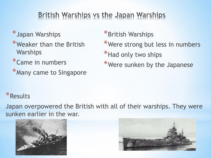 Japan Warships