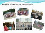activit i extra colare i interculturale