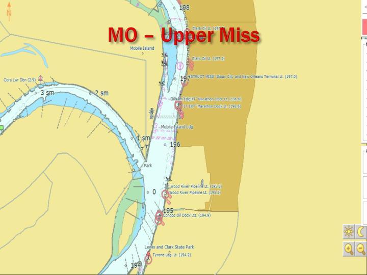 MO – Upper Miss