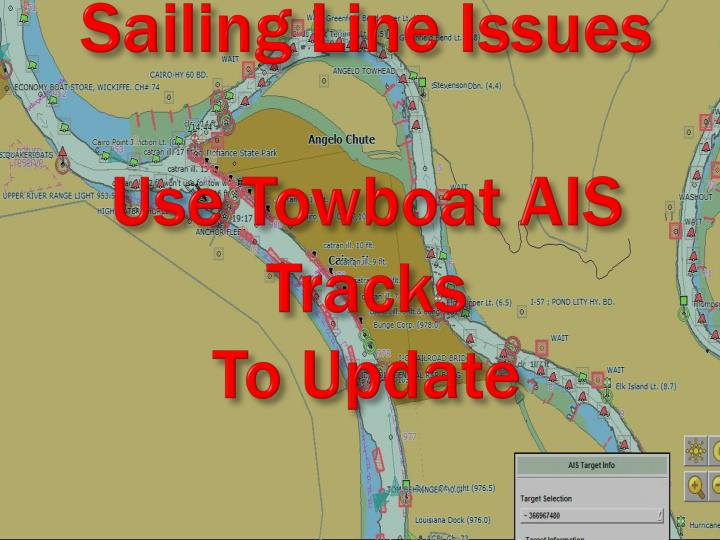 Sailing Line Issues