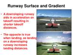 runway surface and gradient2