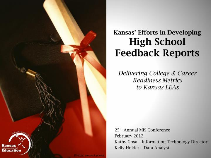Kansas' Efforts in Developing