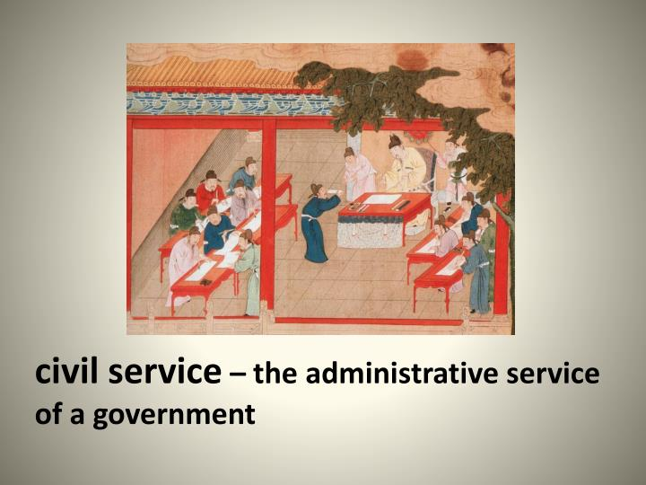 Ancient China Civil Service : Ppt academic and content vocabulary for ancient india