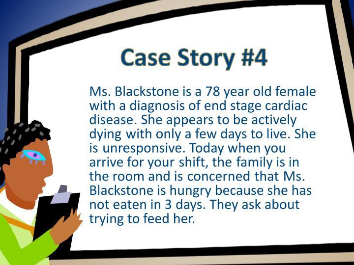 Case Story #4