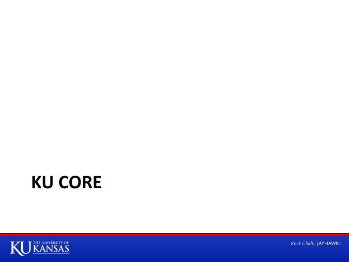 KU Core