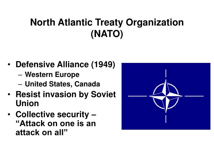 a history of the north atlantic treaty Chaptbri why the treaty was signed the north atlantic treaty, signed in washington on 4 april, 1949, arose from a community of interest long visible in the history of the.