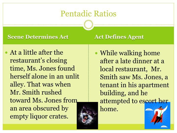 Pentadic