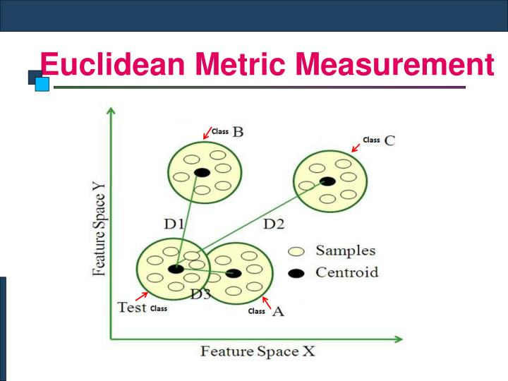 Euclidean Metric Measurement