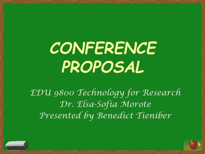 Sample Research Proposal Presentation Ppt Movie Thesis Ideas