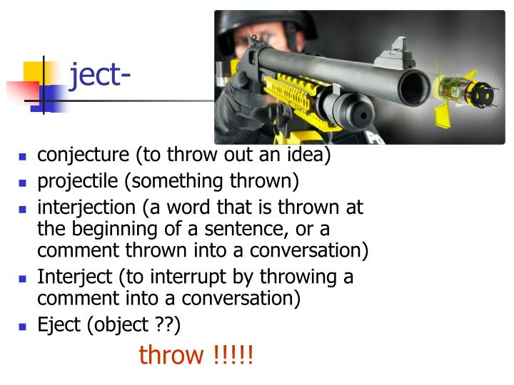ject-
