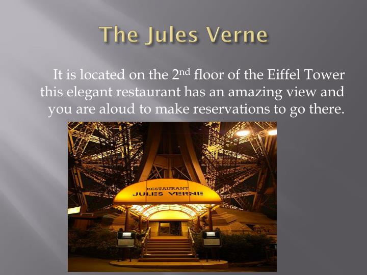 The Jules Verne