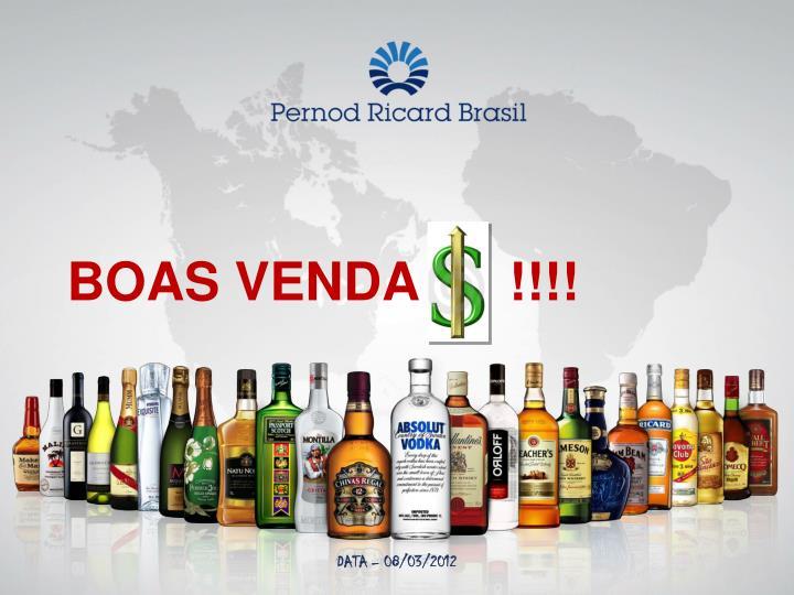 BOAS VENDA      !!!!