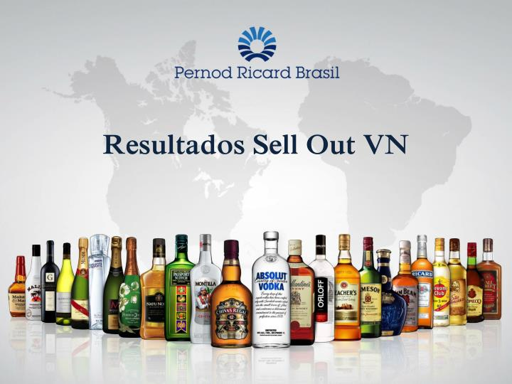 Resultados sell out vn
