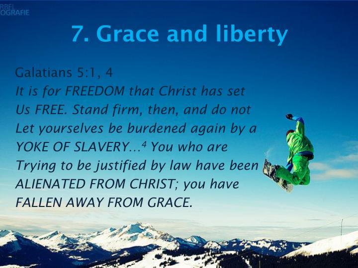 7. Grace