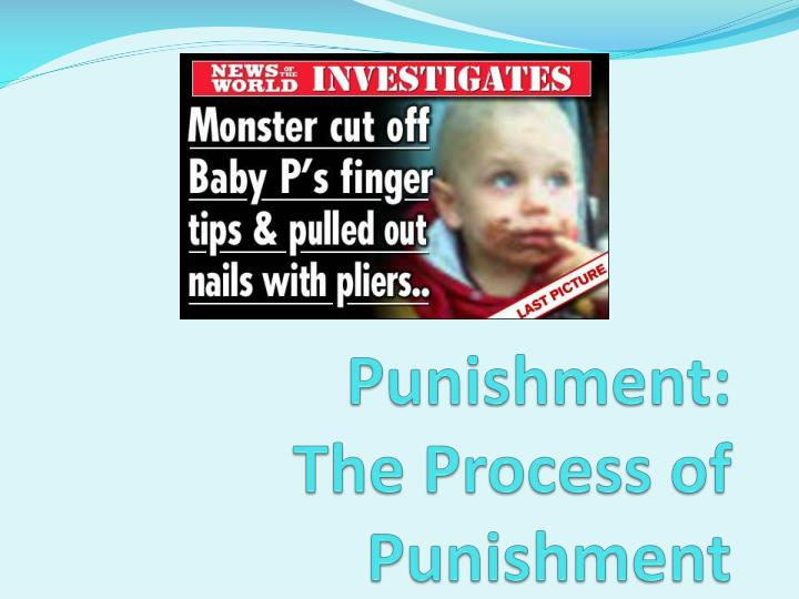 Punishment: