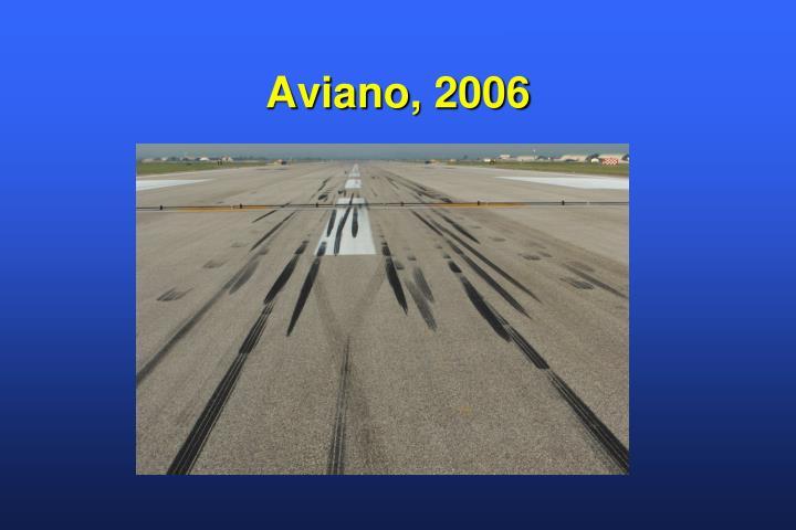 Aviano, 2006