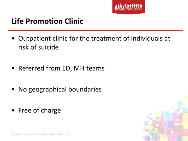 Life promotion clinic